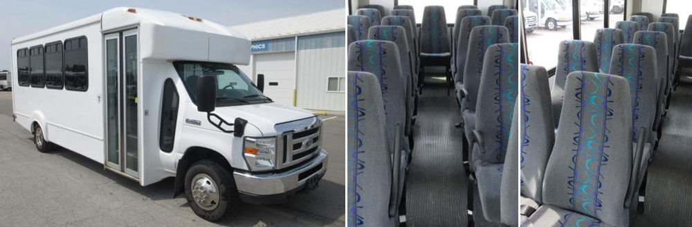 Used Shuttle Buses | Used Handicap Buses for Sale