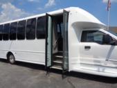 2020 Turtle Top Odyssey XL Ford 28 Passenger Shuttle Bus Interior-108511-10