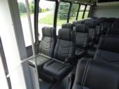 2020 Turtle Top Odyssey XL Ford 28 Passenger Shuttle Bus Interior-108511-14
