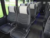 2020 Turtle Top Odyssey XL Ford 28 Passenger Luxury Bus Interior-108531-12