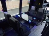2022 Turtle Top Odyssey XL Ford 28 Passenger Luxury Bus Interior-108740-15