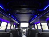 2022 Turtle Top Odyssey XL Ford 28 Passenger Luxury Bus Interior-108740-17