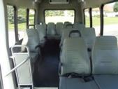2018 Turtle Top VanTerra Ford 14 Passenger Shuttle Bus Interior-397003-10