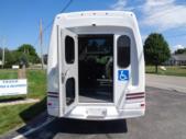 2021 Turtle Top VanTerra XL Ford 9 Passenger and 2 Wheelchair Shuttle Bus Interior-397257-9
