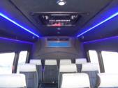 2022 Turtle Top VanTerra Ford 13 Passenger Luxury Bus Interior-397306-11