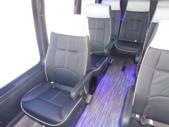 2022 Turtle Top VanTerra Ford 13 Passenger Luxury Bus Interior-397306-12