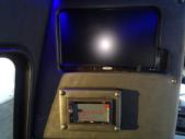 2022 Turtle Top VanTerra Ford 13 Passenger Luxury Bus Interior-397306-16