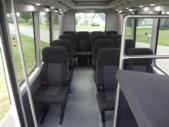 Turtle Top VT3 Ford Transit 14 & 0 passenger