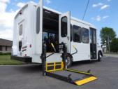 2021 Turtle Top Terra Transit Ford 12 Passenger and 2 Wheelchair Shuttle Bus Interior-501334-10
