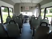2021 Turtle Top Terra Transit Ford 12 Passenger and 2 Wheelchair Shuttle Bus Interior-501334-13
