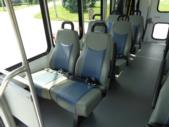 2021 Turtle Top Terra Transit Ford 12 Passenger and 2 Wheelchair Shuttle Bus Interior-501334-15