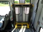 2021 Turtle Top Terra Transit Ford 12 Passenger and 2 Wheelchair Shuttle Bus Interior-501334-16