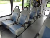2021 Turtle Top Terra Transit Ford 12 Passenger and 2 Wheelchair Shuttle Bus Interior-501336-15