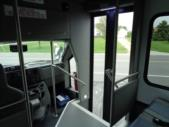 2021 Turtle Top Terra Transit Ford 12 Passenger and 2 Wheelchair Shuttle Bus Interior-501336-17