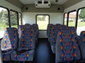 2021 Turtle Top Terra Transit Ford 14 Passenger Shuttle Bus Interior-501353-10