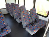 2021 Turtle Top Terra Transit Ford 14 Passenger Shuttle Bus Interior-501353-12