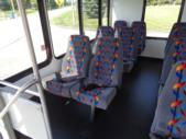 2021 Turtle Top Terra Transit Ford 14 Passenger Shuttle Bus Interior-501353-13