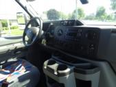 2021 Turtle Top Terra Transit Ford 14 Passenger Shuttle Bus Interior-501353-18
