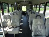 2020 Turtle Top Terra Transit Ford 6 Passenger and 3 Wheelchair Shuttle Bus Interior-501392-11