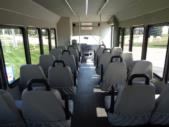 2020 Turtle Top Terra Transit Ford 6 Passenger and 3 Wheelchair Shuttle Bus Interior-501392-12