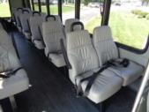 2020 Turtle Top Terra Transit Ford 6 Passenger and 3 Wheelchair Shuttle Bus Interior-501392-13