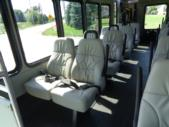2020 Turtle Top Terra Transit Ford 6 Passenger and 3 Wheelchair Shuttle Bus Interior-501392-14