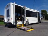 2020 Turtle Top Terra Transit Ford 6 Passenger and 3 Wheelchair Shuttle Bus Interior-501392-9