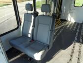 2020 Turtle Top Terra Transit Ford 0 Passenger and 7 Wheelchair Shuttle Bus Interior-501539-13