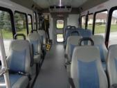 2020 Turtle Top Terra Transit LD Ford 7 Passenger and 3 Wheelchair Shuttle Bus Interior-501617-12