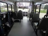2020 Turtle Top Terra Transit LD Ford 7 Passenger and 3 Wheelchair Shuttle Bus Interior-501617-13