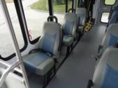 2020 Turtle Top Terra Transit LD Ford 7 Passenger and 3 Wheelchair Shuttle Bus Interior-501617-14