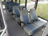 2020 Turtle Top Terra Transit LD Ford 7 Passenger and 3 Wheelchair Shuttle Bus Interior-501617-15