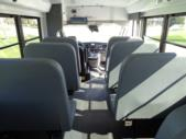 2021 Collins NexBus Ford 14 Passenger Child Care Bus Interior-81464-12