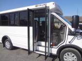 2021 Collins NexBus Ford 14 Passenger Child Care Bus Interior-83689-10
