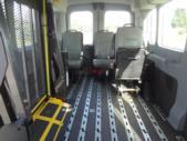 Ford Transit X2C Ford Transit X2C 5 & 2 passenger