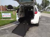 2021 Chrysler Voyager Chrysler 3 Passenger and 2 Wheelchair Van Interior-ATS0116-10