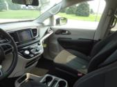 2021 Chrysler Voyager Chrysler 3 Passenger and 2 Wheelchair Van Interior-ATS0116-14