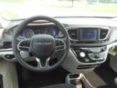 2021 Chrysler Voyager Chrysler 3 Passenger and 2 Wheelchair Van Interior-ATS0116-16