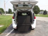 2021 Chrysler Voyager Chrysler 3 Passenger and 2 Wheelchair Van Interior-ATS0116-9