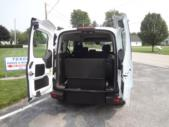 2021 Ford Transit Ford 3 Passenger and 1 Wheelchair Van Interior-ATS1153-9