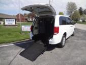2020 Dodge Grand Caravan SE Dodge 3 Passenger and 2 Wheelchair Van Interior-ATS4361-10