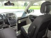 2020 Dodge Grand Caravan SE Dodge 3 Passenger and 2 Wheelchair Van Interior-ATS4361-17