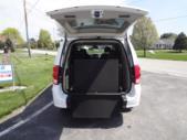 2020 Dodge Grand Caravan SE Dodge 3 Passenger and 2 Wheelchair Van Interior-ATS4361-9