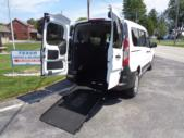 2021 Ford Transit Connect Ford 3 Passenger and 1 Wheelchair Van Interior-ATS6137-10
