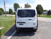 2021 Ford Transit Connect Ford 3 Passenger and 1 Wheelchair Van Rear exterior-ATS6137-8