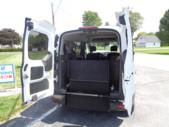 2021 Ford Transit Connect Ford 3 Passenger and 1 Wheelchair Van Interior-ATS6137-9