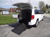 2020 Dodge Grand Caravan SE Dodge 3 Passenger and 2 Wheelchair Van Interior-ATS8104-10