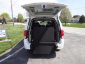 2020 Dodge Grand Caravan SE Dodge 3 Passenger and 2 Wheelchair Van Interior-ATS8104-9