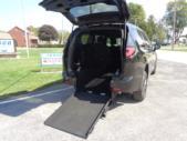 2021 Chrysler Pacifica Chrysler 3 Passenger and 2 Wheelchair Van Interior-ATS8749-10
