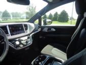 2021 Chrysler Pacifica Chrysler 3 Passenger and 2 Wheelchair Van Interior-ATS8749-17